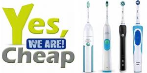 5 Best Cheap Electric Toothbrush Under $50 2018