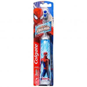 Colgate Spider-Man Kids Battery Powered Toothbrush