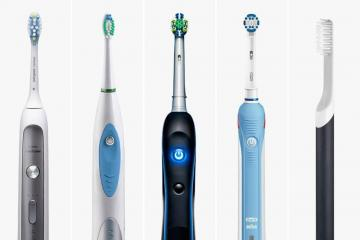 Best 2018 Electric Toothbrushes