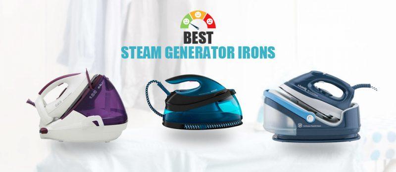 Best Steam Generator Irons