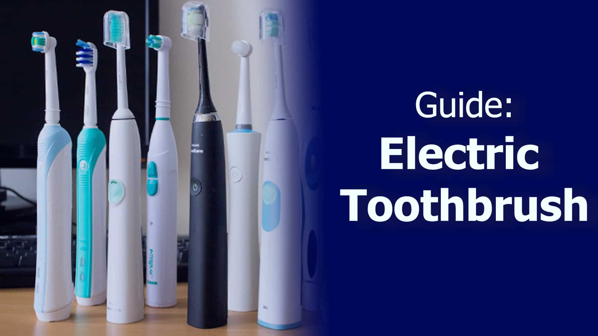 Buying Guide Electric Toothbrush