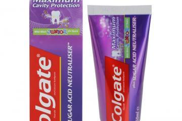 Colgate Maximum Cavity Protect Kids 50ml - Pack of 2