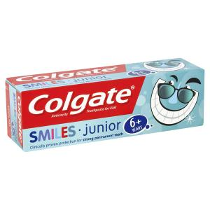 Colgate Smiles Junior 6+ Years Kids Toothpaste Review