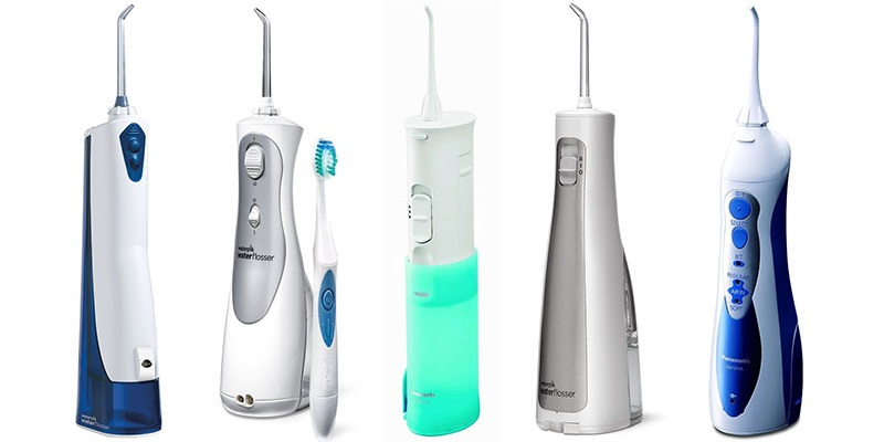 Comparative of the 10 best Water Flosser