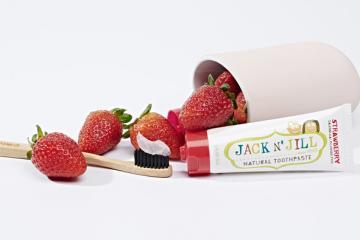 Jack N' Jill Strawberry Natural