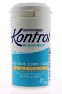 Kontrol - Powder toothpaste