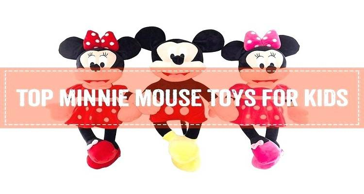 Minnie Mouse Gifts for Kids