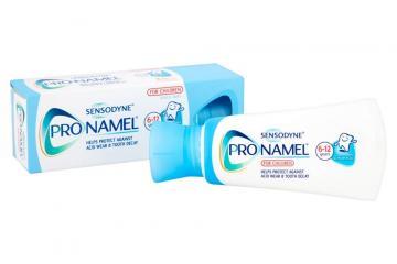 Sensodyne Pronamel for Children Toothpaste Review