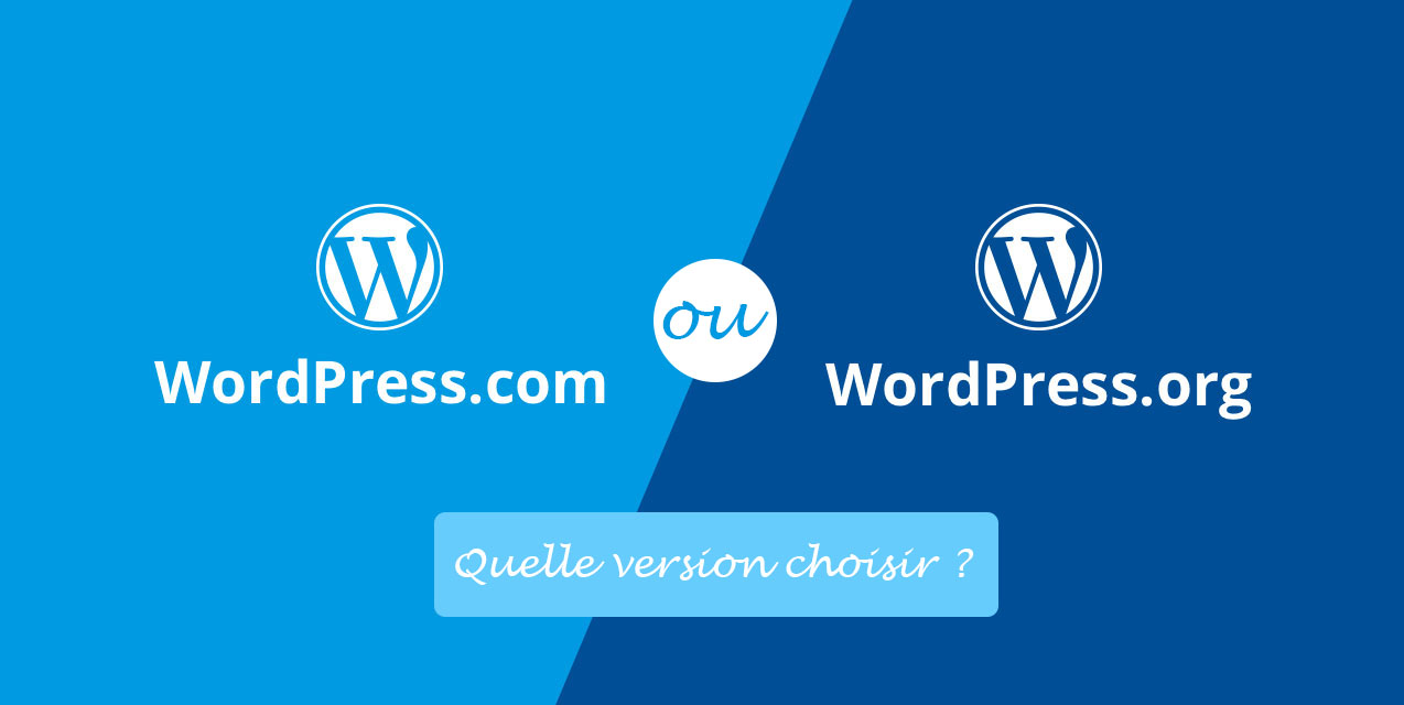 WHAT ARE THE DIFFERENCES BETWEEN WORDPRESS.COM AND WORDPRESS.ORG?