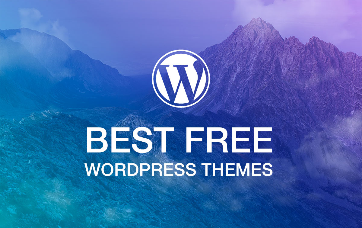 65+ Best Free Responsive WordPress Themes 2018