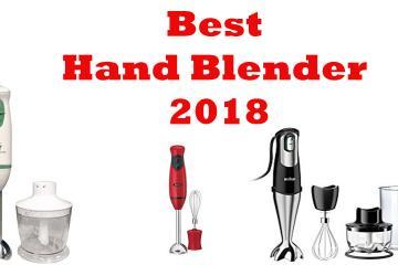 Best Hand Blenders Reviews