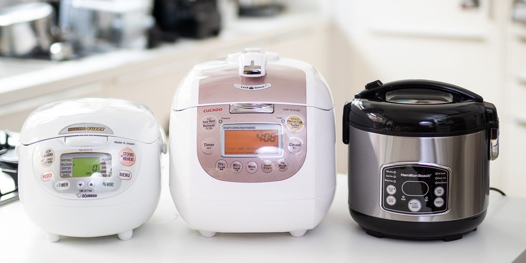 Best Rice Cookers Reviews 2018 Buying Guide and Comparison
