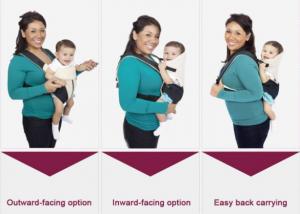 Ecosusi Comfort Baby Carrier