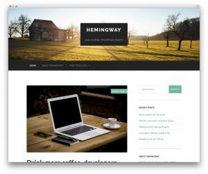 Hemingway-free-personal-blog