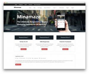Minamaze-app-showcase-theme