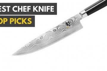 The 10 (Real) Best Chef Knives 2018 - Full Comparison