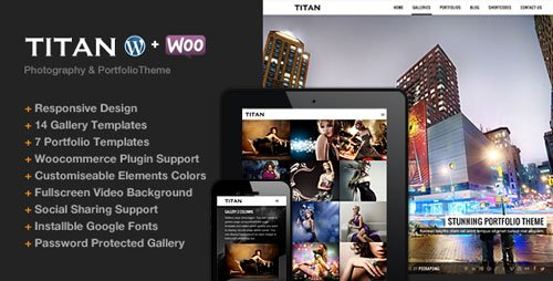 Titan WordPress