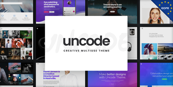 Uncode template