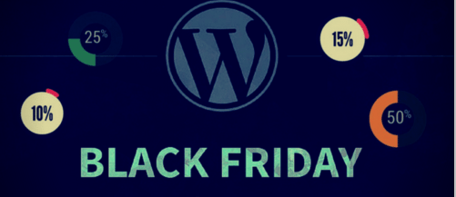 Wordpress Black Friday & Cyber Monday Deals 2018