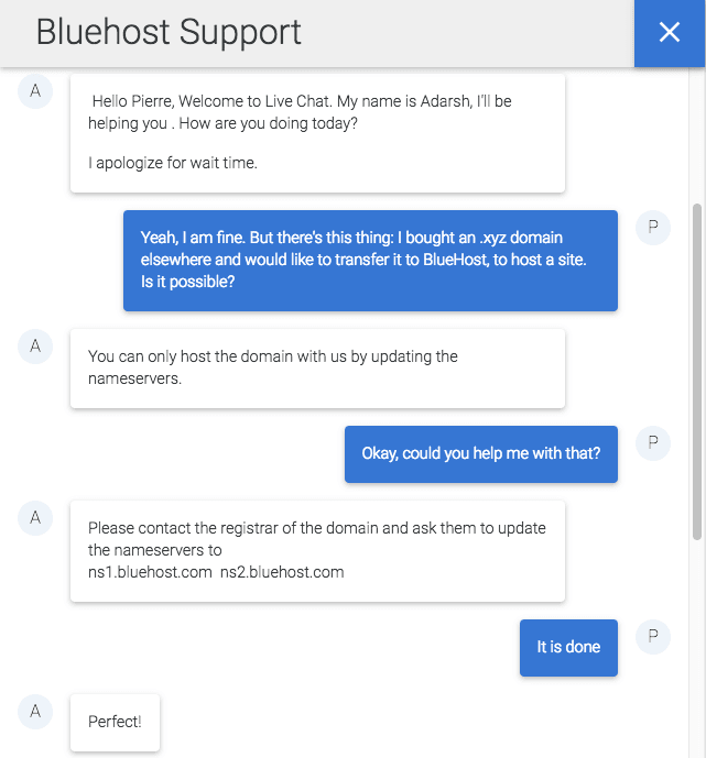 bluehost-support-