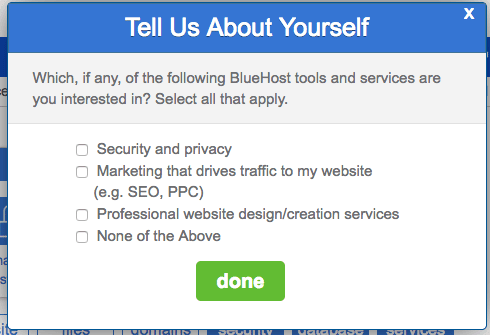 bluehost-tell-us-about-yourself-step4