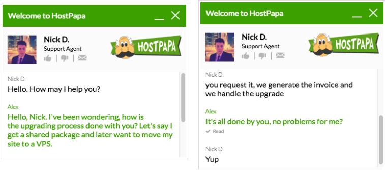 hostpapa online