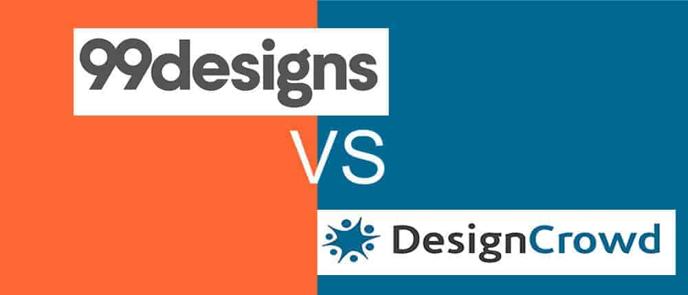 Design Platforms - 99designs vs DesignCrowd