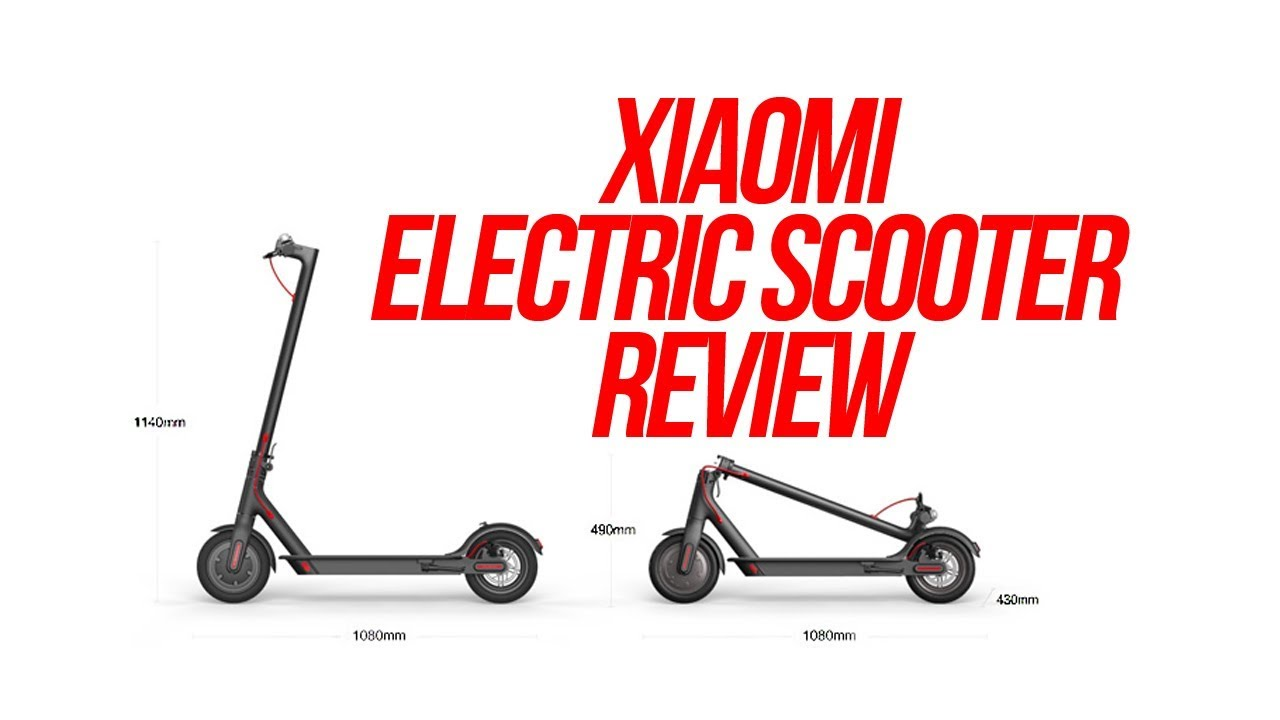 Best Xiaomi Electric Scooter