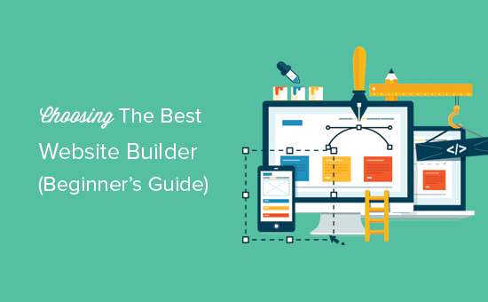 How to Choosing Best website builder in 2019