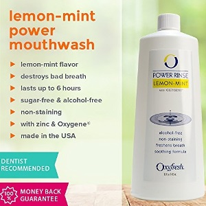 Oxyfresh-Lemon-Mint-Mouthwash