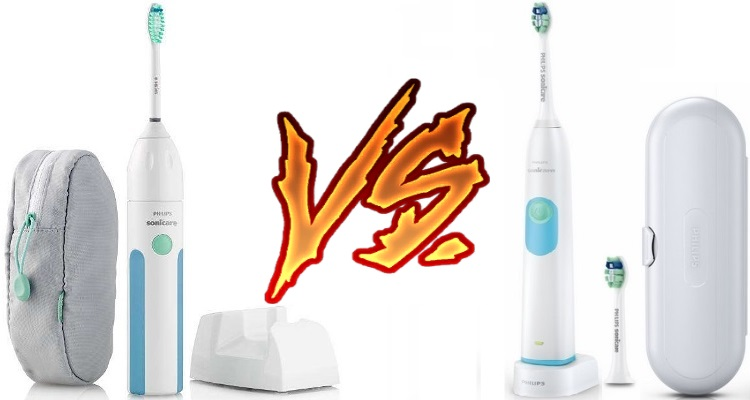 Philips Sonicare Essence vs Series 2