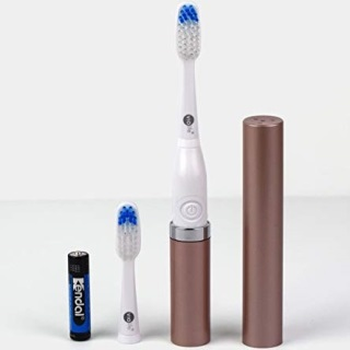 Violife Slim Sonic Rose Gold Brush