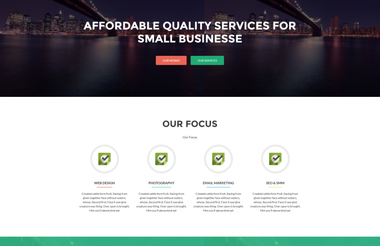 Zerif Lite-Free One Page WordPress Theme