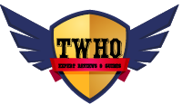Logo for TWHO