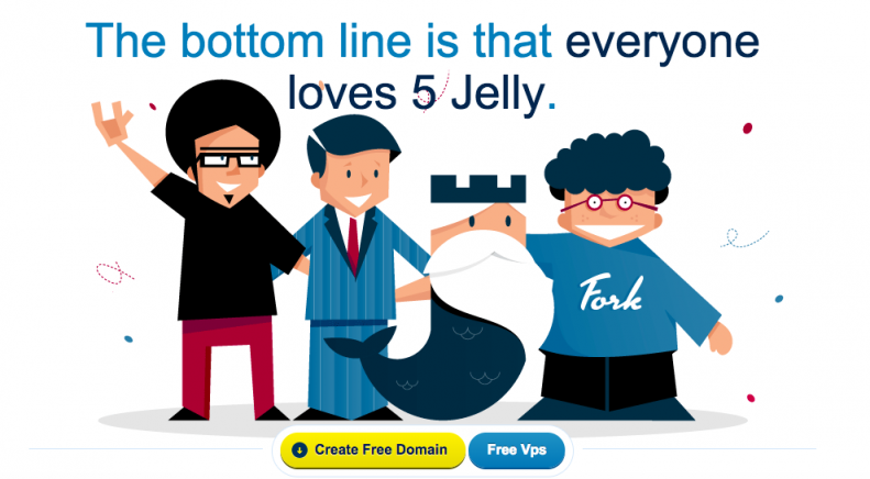 5jelly-promo-poster-free-vps