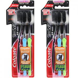 Colgate-Slim-Soft-Charcoal-Toothbrush