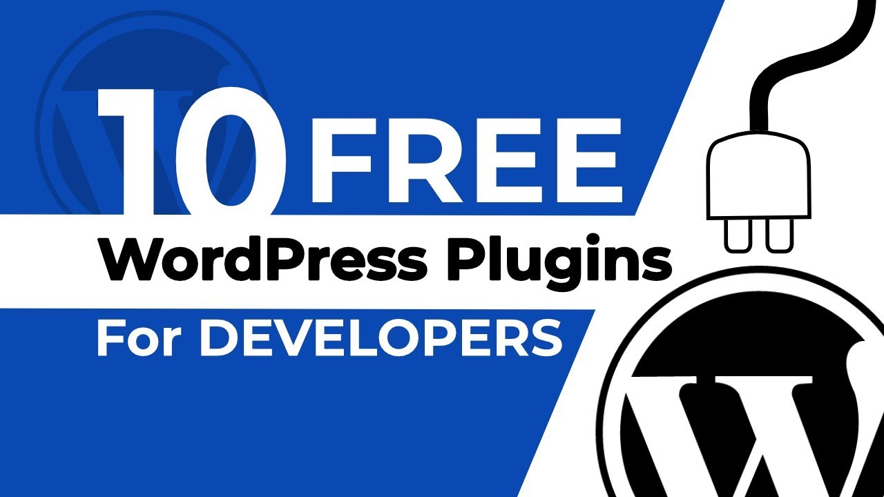 Free WordPress Plugins for Developers