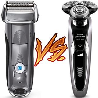 Braun-Series-7-7865cc-vs-Norelco-9300