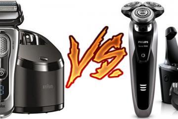 Braun-vs-Norelco-Shaver