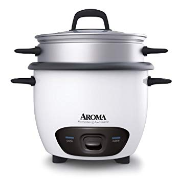 Aroma Housewares Uncooked steamer