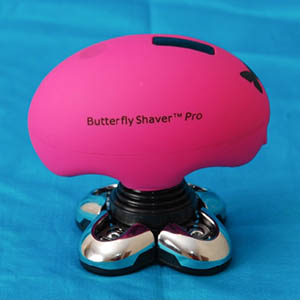 Butterfly Pro 5h by Skull Shaver