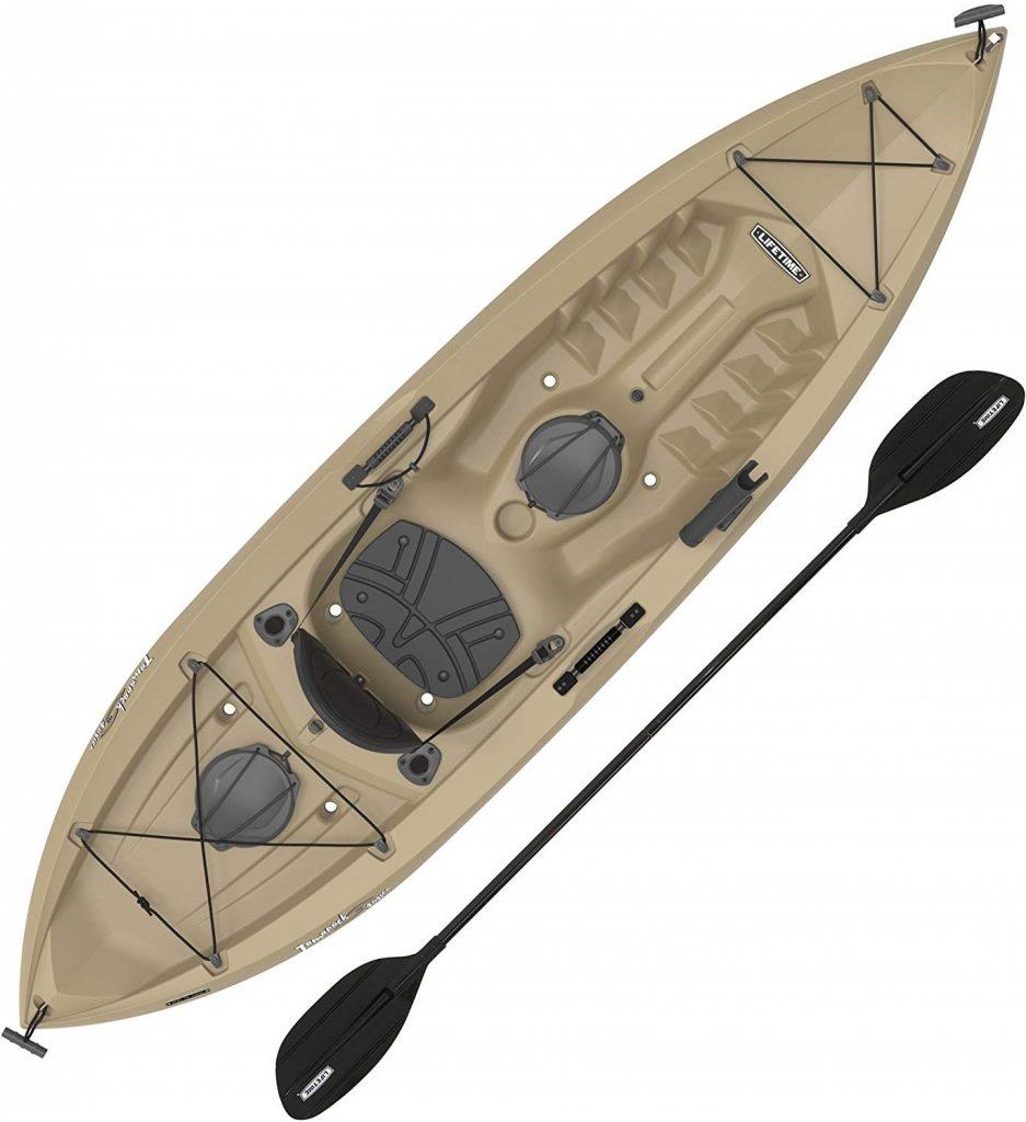 Lifetime Muskie Angler Kayak Review