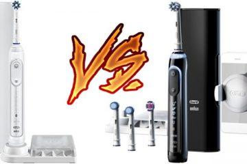 Oral B 6000 vs 8000