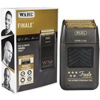 Wahl Professional 5-Star Series Finale Shaver Review